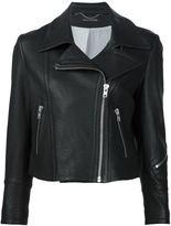 Yigal Azrouel textured biker jacket