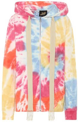 Loewe Paula's Ibiza tie-dye cotton hoodie