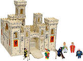 Melissa & Doug Folding Medieval Castle Set