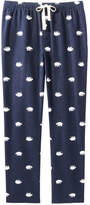 Joe Fresh Men's Polar Bear Print Sleep Pant, JF Midnight Blue (Size S)