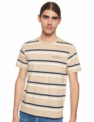 Lee Men's Stripes T-Shirt