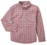 Ben Sherman Boys 8-20) Gingham Button-Down Shirt