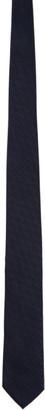 Ermenegildo Zegna Navy Silk Tie