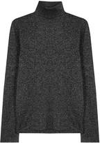 Pal Zileri Black Lurex-knit Jumper