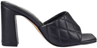 Siren Lanni Black Sandal