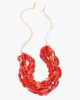 Chico's Farrah Statement Necklace