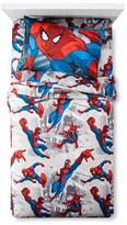 Marvel Sheet Set Spiderman TWIN