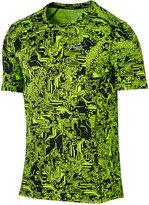 Nike Men's Dry Printed Running T-Shirt