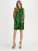 Nuggaz Sequined Dress
