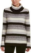 Kensie Bell-Sleeve Sweater