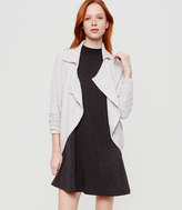 Lou & Grey Lapel Cardigan