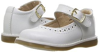 FootMates Heather (Infant/Toddler/Little Kid) (White) Girl's Shoes