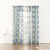 Asstd National Brand Keone Grommet-Top Curtain Panel
