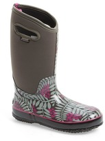 Bogs Winterberry Waterproof Snow Boot with Cutout Handles