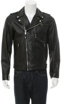 Schott Leather Biker Jacket