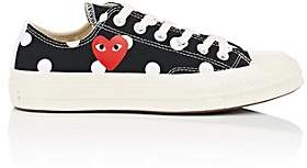 Comme des Garcons Men's Chuck Taylor '70s Canvas Sneakers - Black