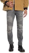 Hudson Jeans The Blinder Biker Slim Fit Moto Jeans