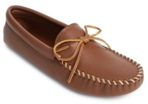 Minnetonka Men's Double Soft Sole Slipper Men's Shoes