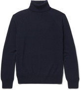 Saint Laurent Merino Wool Rollneck Sweater