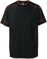 Versace contrast threading T-shirt - men - Polyester/Spandex/Elastane - 3