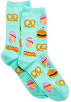 Hot Sox Women's Street Food Socks