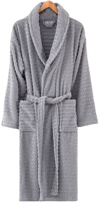 OZAN PREMIUM HOME Azure Bathrobe