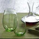 Olive Glass Tumblers