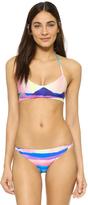 Mara Hoffman Landscape Bikini Top