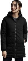 Canada Goose Camp Down Hooded Matte Finish Jacket - Women's