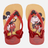 Havaianas Toddlers' Disney Classics Flip Flops