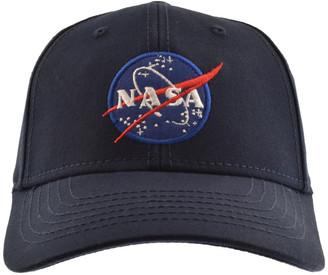 Alpha Industries NASA Cap Blue
