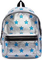 Saint Laurent Silver Stars Backpack
