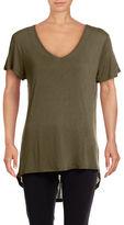 Buffalo David Bitton Marial Hi-Lo T-Shirt