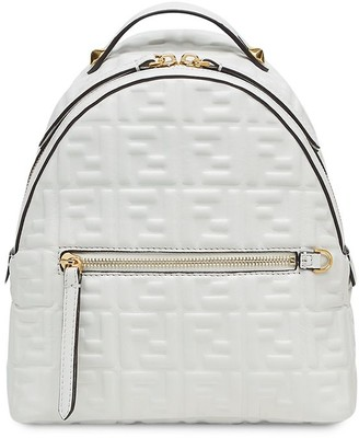 Fendi mini FF-motif backpack