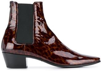 Saint Laurent Dylan 40mm boots