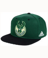 adidas Milwaukee Bucks Courtside Cap