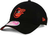 New Era Women's Baltimore Orioles Tech Essential 9TWENTY Cap