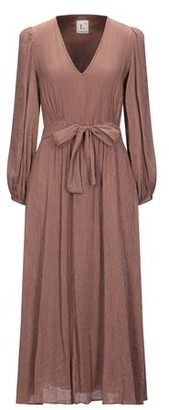 L'Autre Chose 3/4 length dress