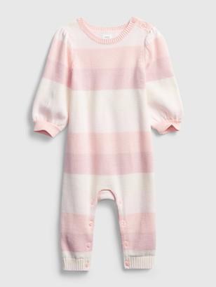 Gap Baby Stripe Sweater One-Piece