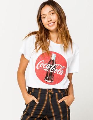 Coca Cola Womens Boyfriend Tee