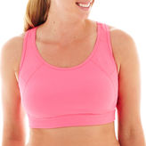 JCPenney Xersion Removable Cup Sports Bra - Plus