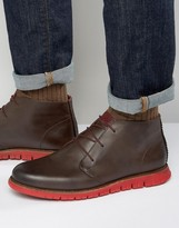 London Brogues Gatz Chukka Boots