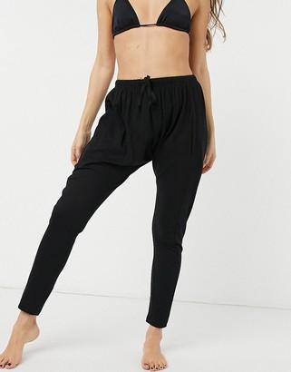 SNDYS Marni pants in black