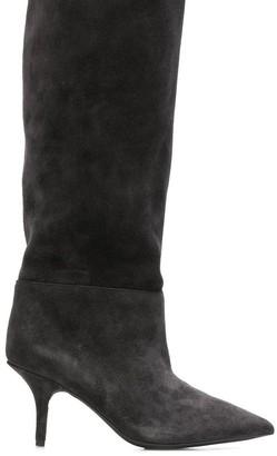 Yeezy Knee-High Boots