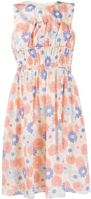 Kenzo Ume Flower short dress