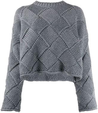 J.W.Anderson Knit Weave Jumper