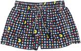 MC2 Saint Barth Pacman Print Nylon Swim Shorts