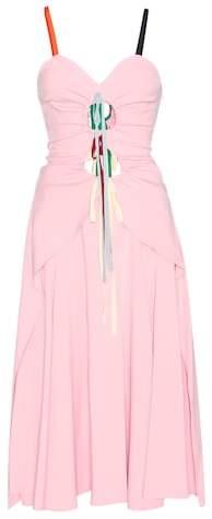 Rosie Assoulin Holy Moley midi dress