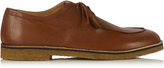 ARMANDO CABRAL Lace-up leather derby shoes