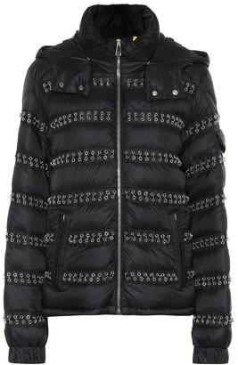 MONCLER GENIUS 6 MONCLER NOIR KEI NINOMIYA nylon down jacket
